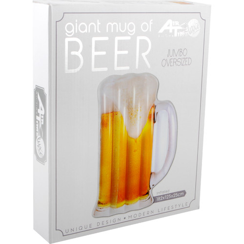 AirTime Mug Of Beer Air Mat