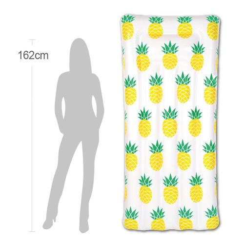Splash Time Pineapple Air Bed
