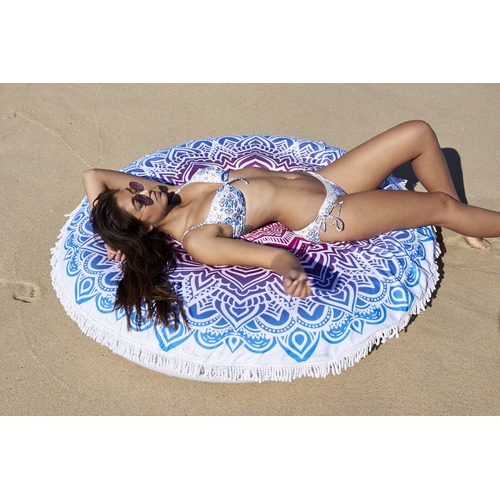 Splash Time Lotus Dream Inflatable Lounger