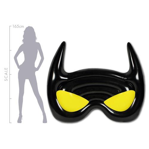 Splash Time Bat Mask Pool Float