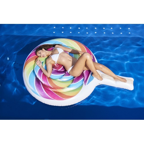 Giant Lollipop Inflatable Pool Float
