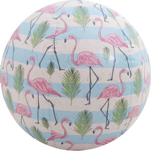 Splash Time Jumbo Flamingo Beach Ball