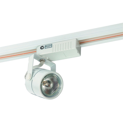 Track Light Head For Sale: Round Barrel Head Track Light
