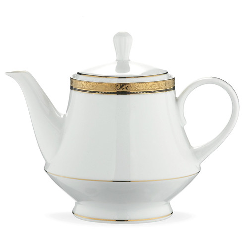 Noritake Regent Gold Tea Pot