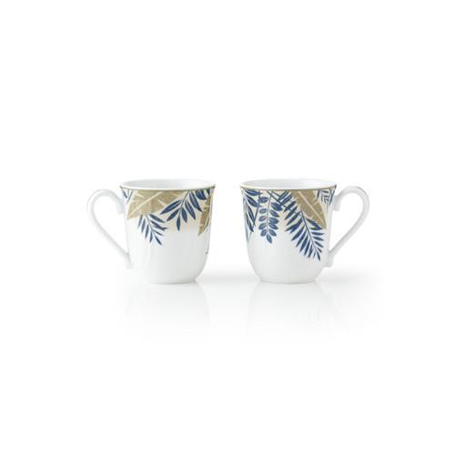 Noritake Batik Garden Mug Set
