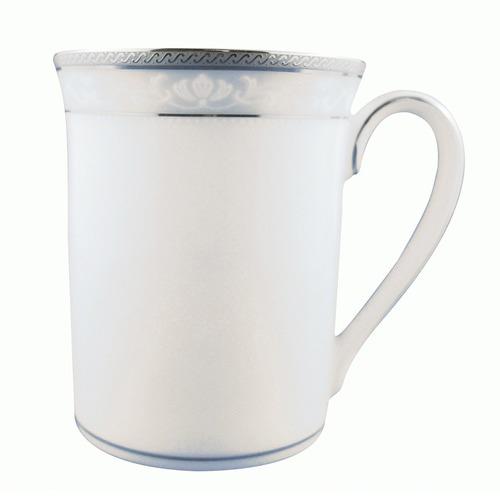 Noritake Hampshire Platinum Mug
