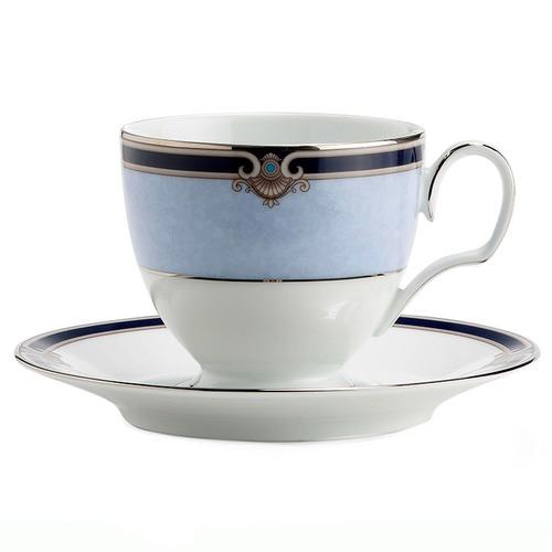 Noritake Springbrook Tea Cup and Saucer Set
