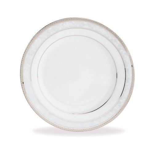 Noritake 20 Piece Hampshire Platinum Dinner Set with Gift Box