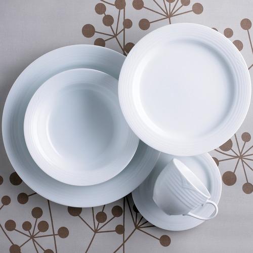 Noritake Arctic White 20 Piece Dinner Set with Gift Box