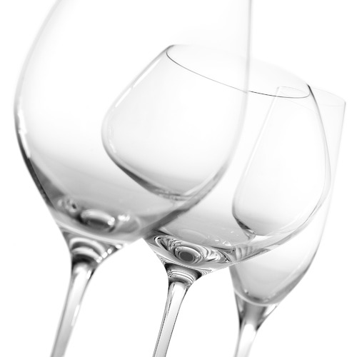 Noritake IVV Vizio White Wine Glass