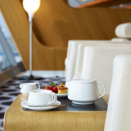 Marc Newson by Noritake Cup and Saucer Pair Set