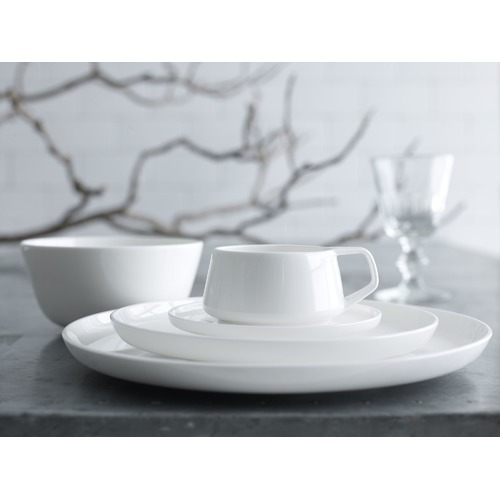 Noritake Marc Newson by Noritake Cup and Saucer Pair Set