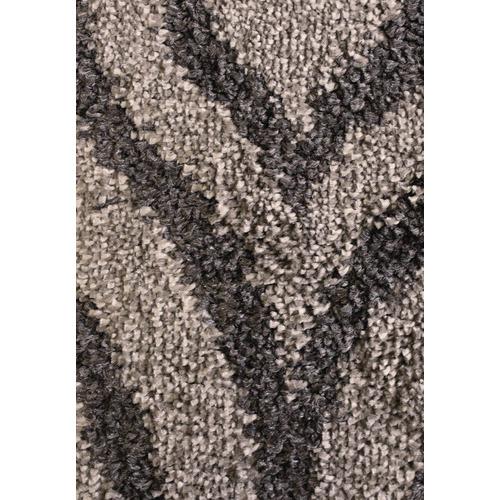 Colorscope Cocoa Aura Honeycomb Rug