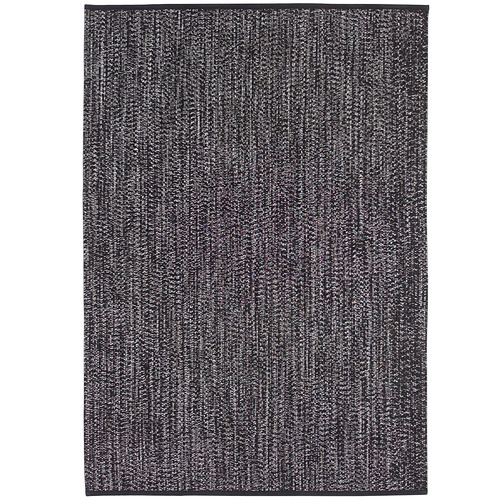 Colorscope Charcoal Seasons Stripes Outdoor Rug
