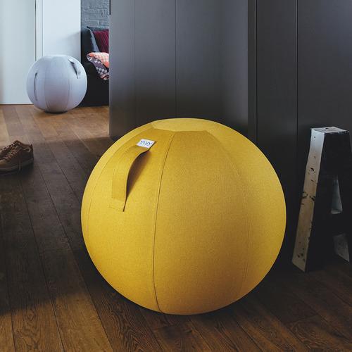 Boyle Leiv Ergonomic Upholstered Ball Chair