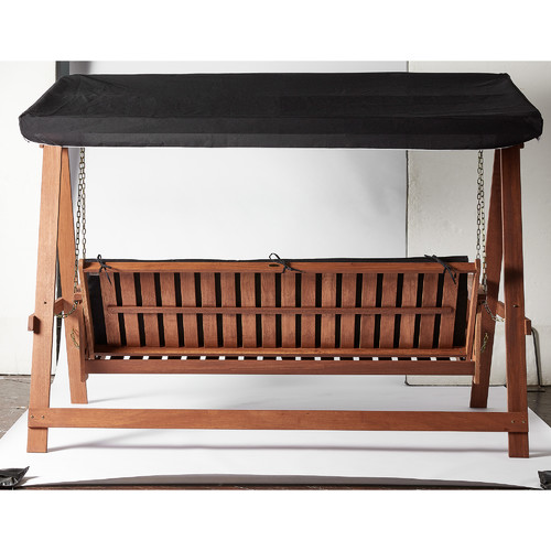 Rivers 3 Seater Swing Bed with Cushion