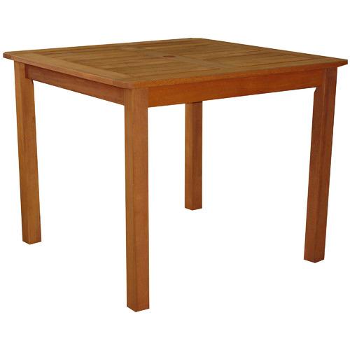 Breeze Outdoor Barossa Shorea Wood Outdoor Bistro Table
