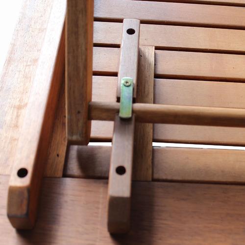 Breeze Outdoor Natural Yarra Outdoor Folding Table