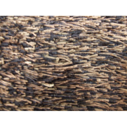 Roar Black Brown Shag Rug Temple Amp Webster