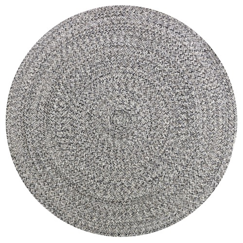 Atlas Flooring Steel Merino Round Cotton Rug
