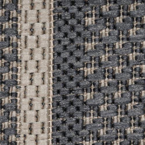 Atlas Flooring Dark Grey Essenza Indoor Outdoor Rug
