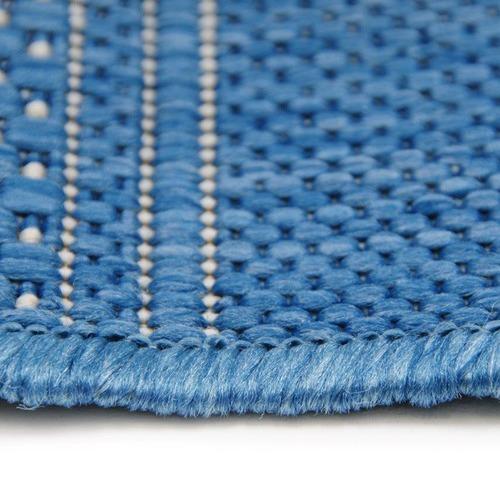 Atlas Flooring Blue Essenza Indoor Outdoor Rug
