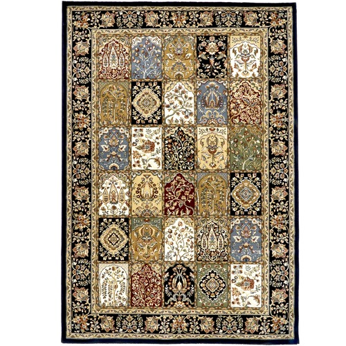 Navy Elfe Classic Patchwork Rug Temple Amp Webster