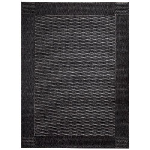 Atlas Flooring Black Verandah Rug