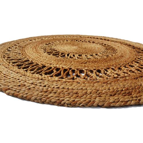 Atlas Flooring Natural Mimi II Jute Round Rug