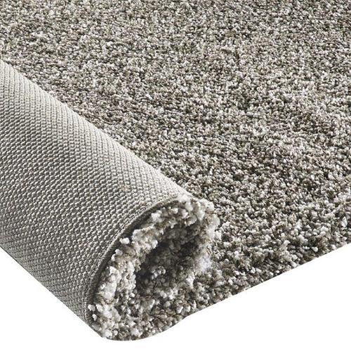 Atlas Flooring Silver Himalaya Shaggy Rug