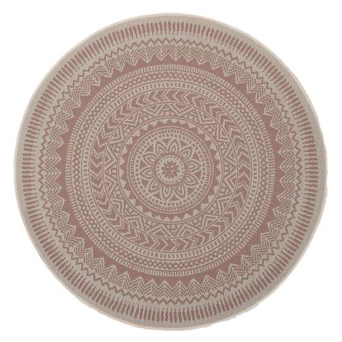 Atlas Flooring Burgundy Essenza Round Rug