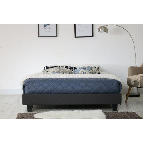 Rawson & Co Charcoal Divan Bed Frame