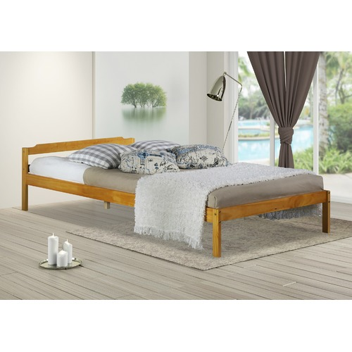 Rawson & Co Natural Promo Pine Wood Bed Frame