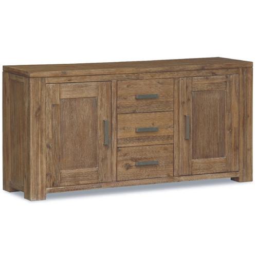 Bate acacia wood sideboard temple webster