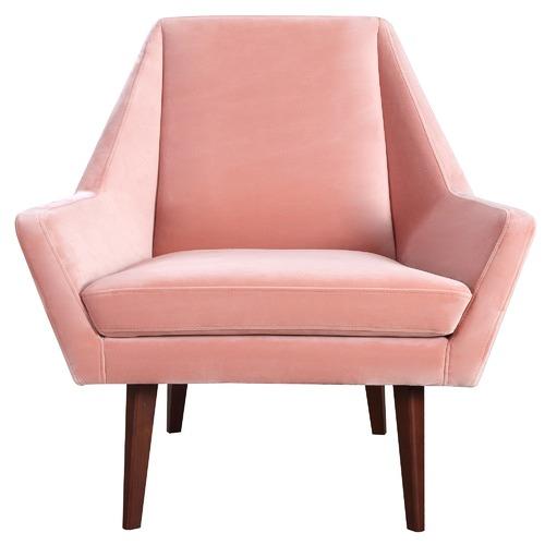 Dodicci Amy Velvet Armchair