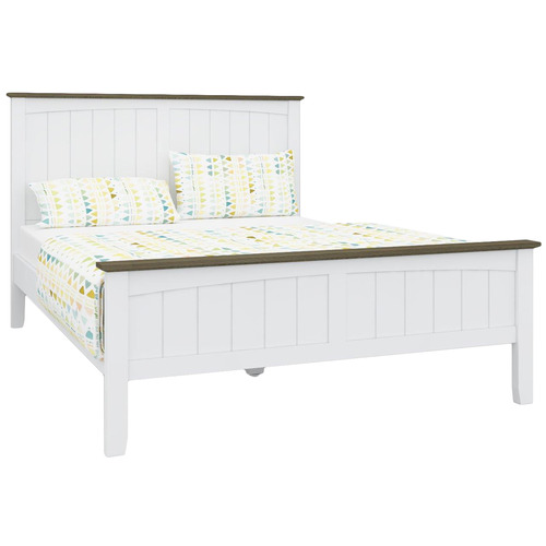 Dodicci Brittany Wooden Bed Frame