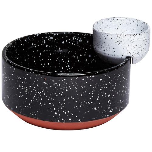 doiy 2 Piece Eclipse Chip & Dip Bowl Set