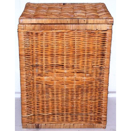 Rattan square laundry basket with lid temple webster - Rattan laundry basket with lid ...