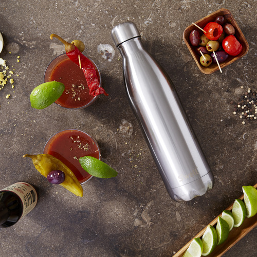 S'Well Silver Lining Shimmer 750ml Water Bottle