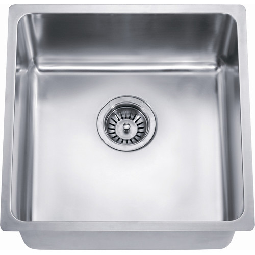 Stylish Square Deep Single Bowl Kitchen Sink with Multiple ...