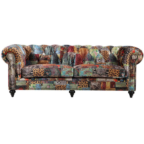 By Designs Landon 3 Seater Chesterfield Sofa