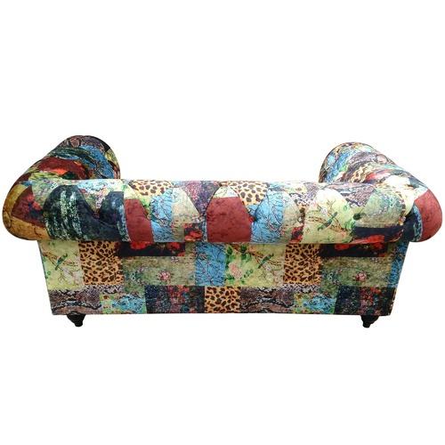 By Designs Landon 2 Seater Chesterfield Sofa