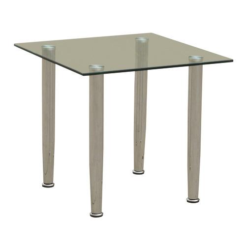By Designs Maliha Glass Side Table