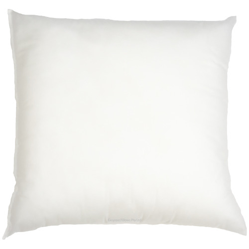 Easy Rest White Square Cushion Inserts