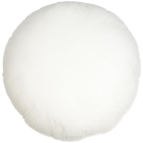Easy Rest White Round Cushion Inserts