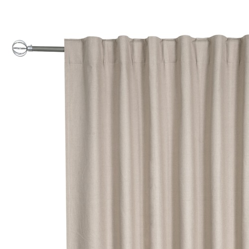 Home Living Metro Single Panel Concealed Tab Top Curtain