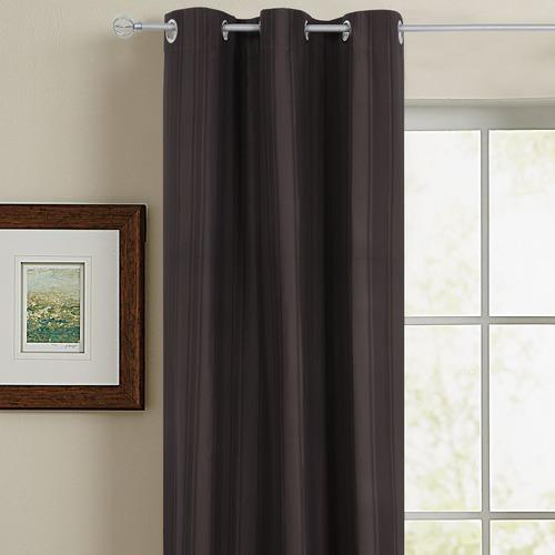 Home Living Lexington Single Panel Eyelet Curtain