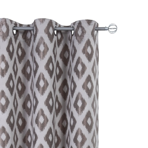 Home Living Istanbul Single Panel Eyelet Curtain