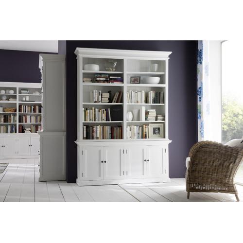 Balmoral Designs Halifax Hutch Bookcase