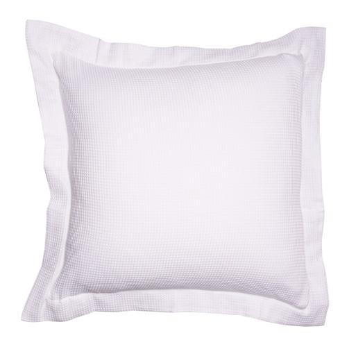 RANS Paris Waffle Cushion Cover 60X60cm White
